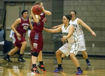 Aubrey Anderson provides a spark for this year's Desert Hills girls basketball team.