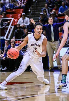 Lone Peak's Frank Jackson will play collegiately at Duke. (Photo by Kevin McInnis)