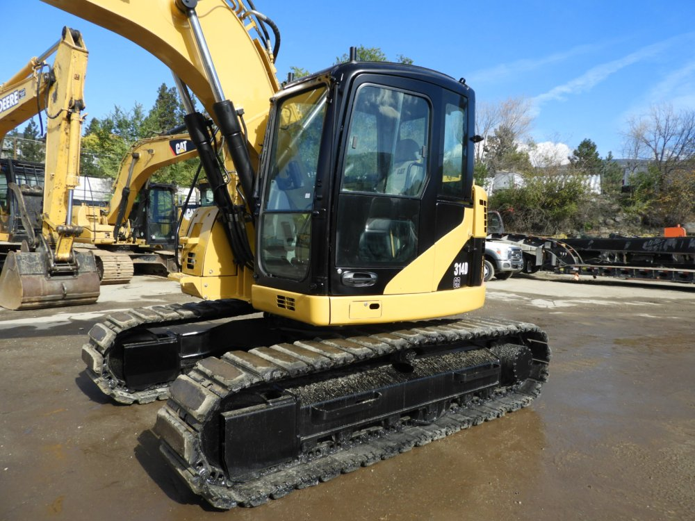 medium resolution of 2011 cat 314d cr