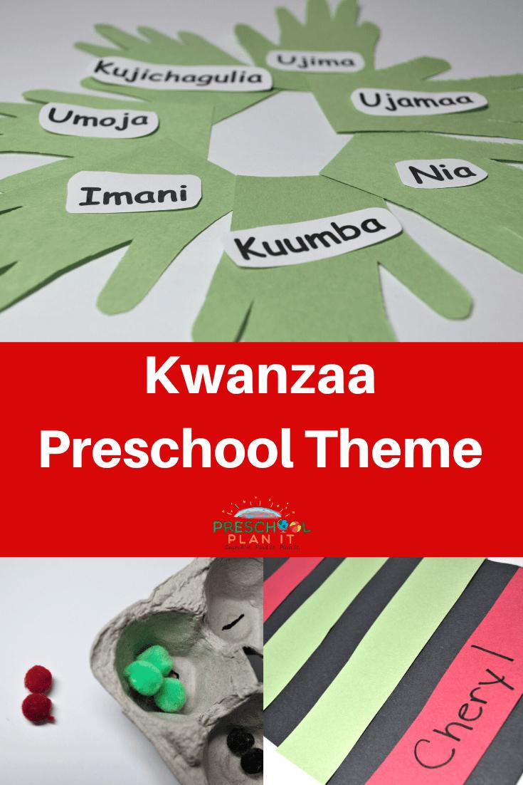 hight resolution of Kwanzaa Theme for Preschool