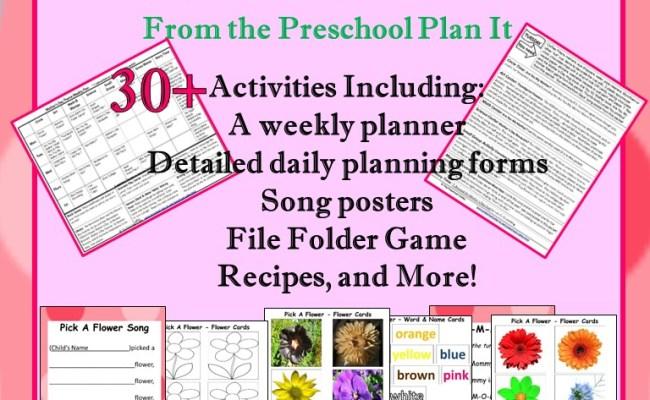 Mothers Day Activities Theme For Preschool