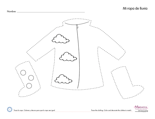 Preschool Worksheets Clothes. Preschool. Best Free