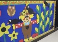Fall bulletin board idea for preschooler | Crafts and ...
