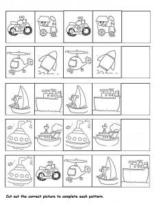 Transportation Worksheets Kindergarten Transportation