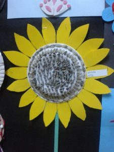 Sunflower Craft Idea For Kids Crafts And Worksheets For