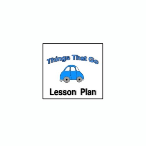 Preschool Transporation Lesson Plan