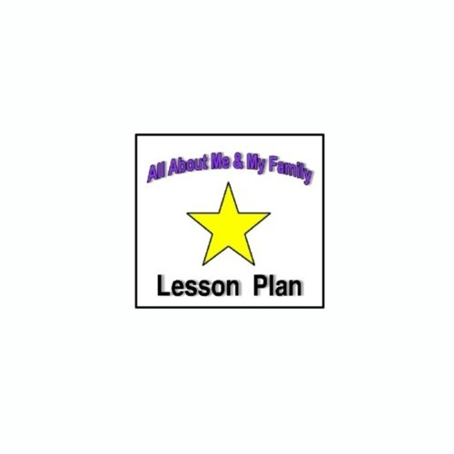 Preschool All About Me Lesson Plan