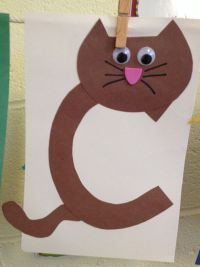 Letter C Crafts for Preschool - Preschool and Kindergarten