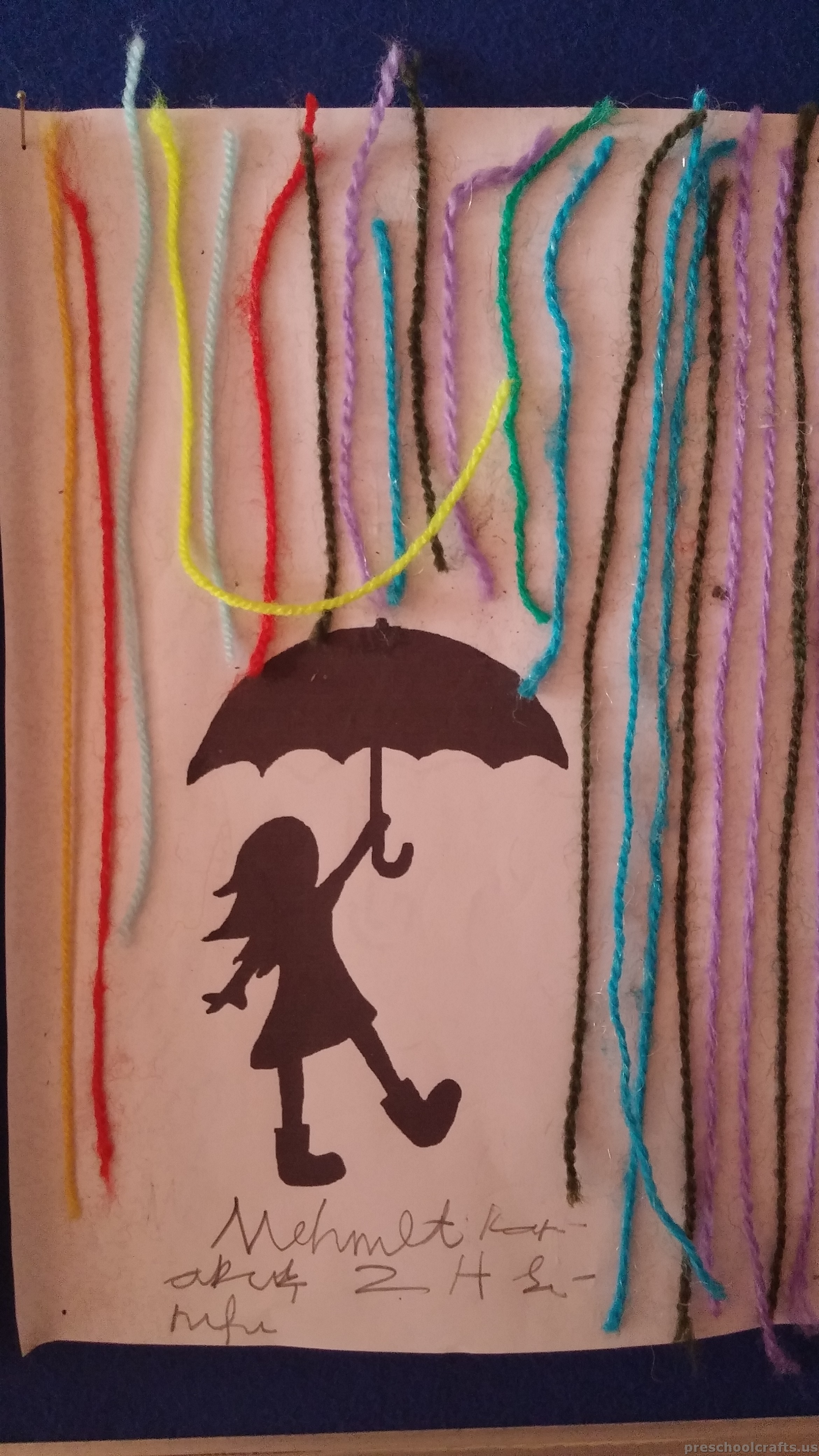 Rain Rope Crafts 4
