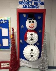 Christmas Door Ideas for Preschool - Preschool and ...