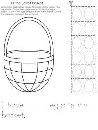 Preschool Easter Worksheets For Sentences. Preschool. Best ...
