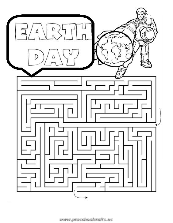 All Worksheets » Earth Day Printable Worksheets