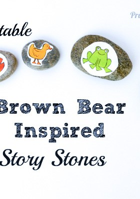 Story Stones with Free Printable