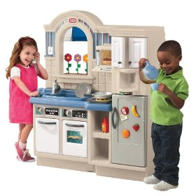 Little Tykes Inside/Outside Cook N' Grill Kitchen & Kitchen Toy Playsets. Order Now!