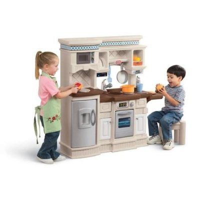 Little Tykes Prep and Serve Kitchen-Play Kitchen Sets Product Image