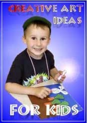 Preschool art lesson plans and creative art activities for kids.