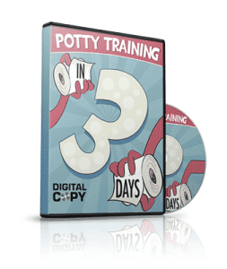 Three day potty training method for boys and girls.