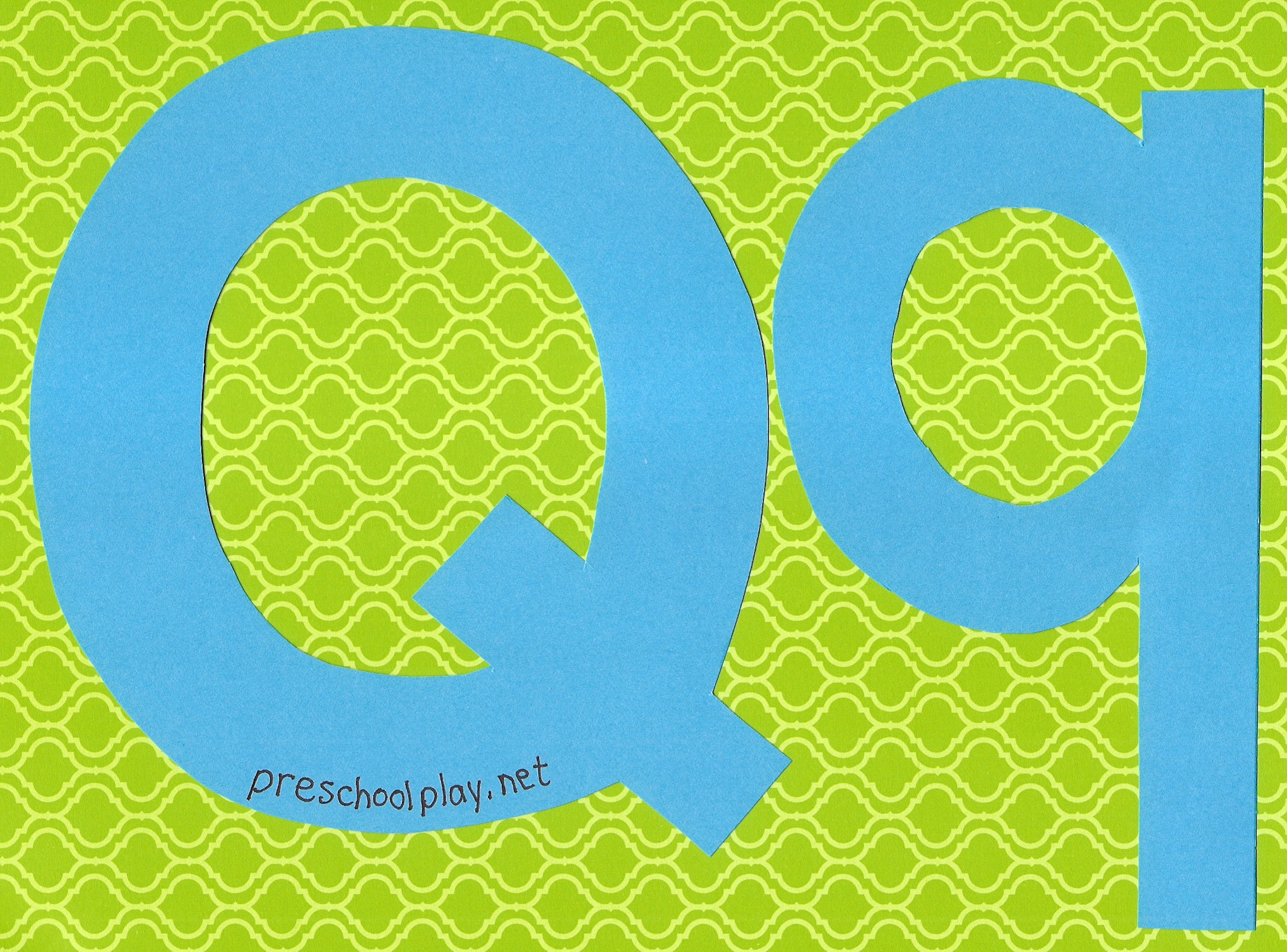 Learning Difficult Letters – B and D, P and Q | Preschool Play