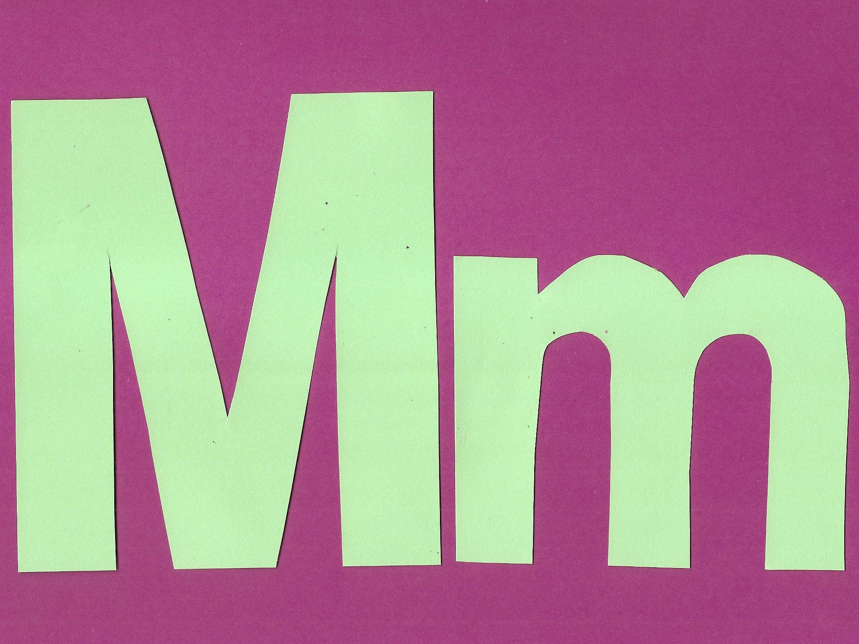 Letter M Activities | Preschool Play