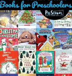 Christmas Books for Preschoolers [ 1588 x 970 Pixel ]