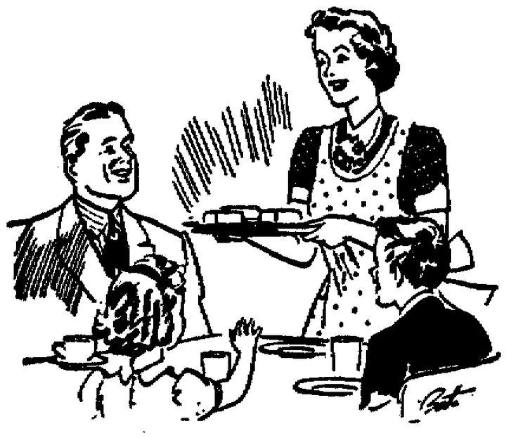 The Scavenger Hunt Called Life: Family Dinner