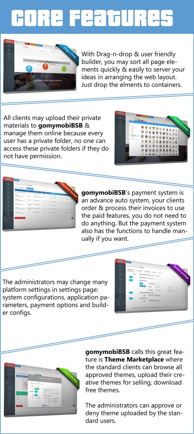 gomymobiBSB's website theme: Black-Landing One-Page - 3