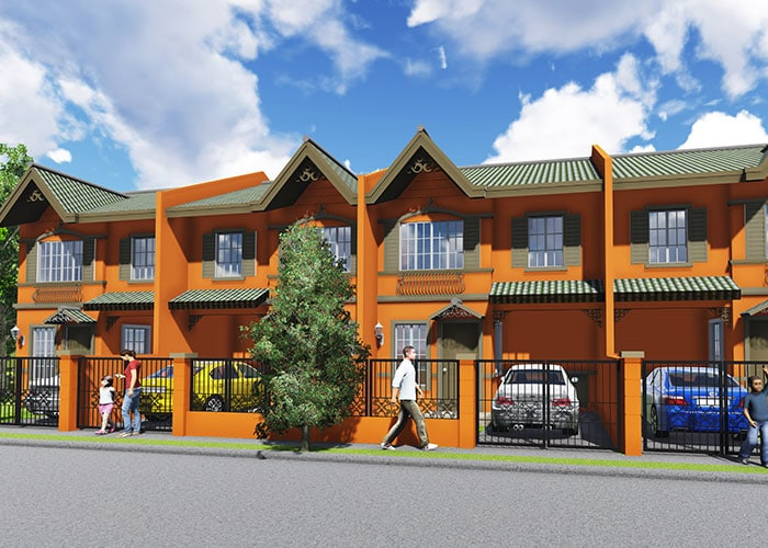 Aventine Townhouses Crown Asia