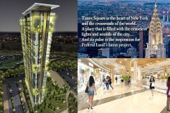 Times Square West BGC Pre Selling Condo