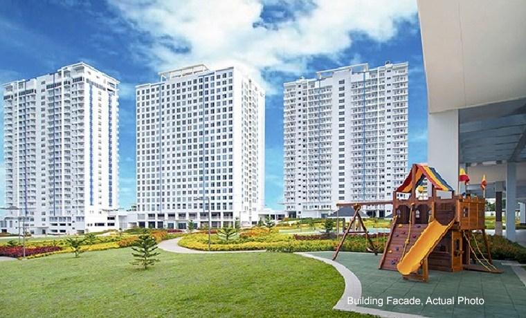 Wind Residences SMDC Tagaytay Condo Facade