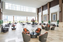 Wind Residences Tagaytay Grand Lobby