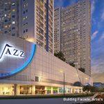 Jazz Residences Building Facade