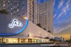 Jazz Residences Building Facade