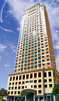 The Oriental Place Facade Rent to Own Condo in Makati Ready For Occupancy