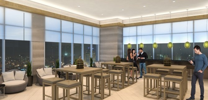 Trion Tower Function Room
