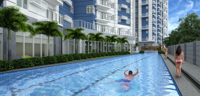 Trion Tower Lap Pool