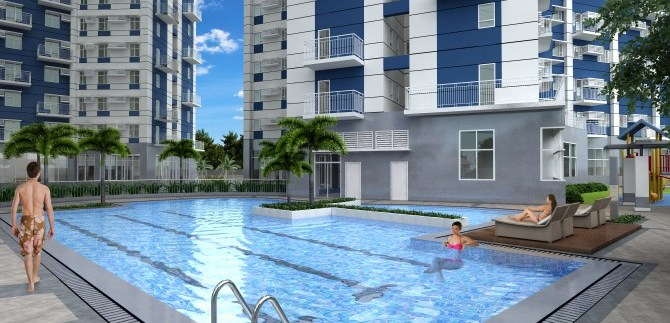 Trion Towers Adults Swimming Pool
