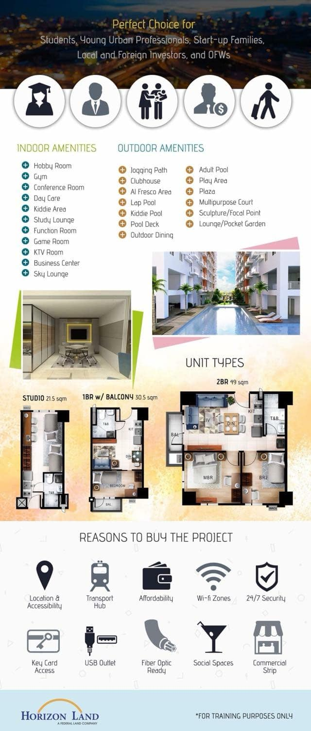 Quantum Residences Flyer