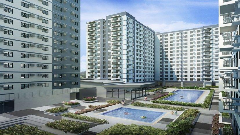 Avida Towers Vireo Amenity Area