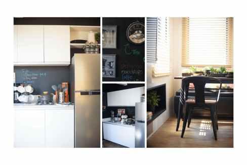 Model Unit - Kitchen