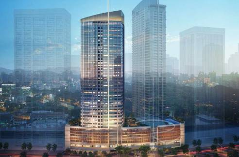 Offices at the Galleon - pre selling offices spaces in Ortigas, Pasig Banner Image