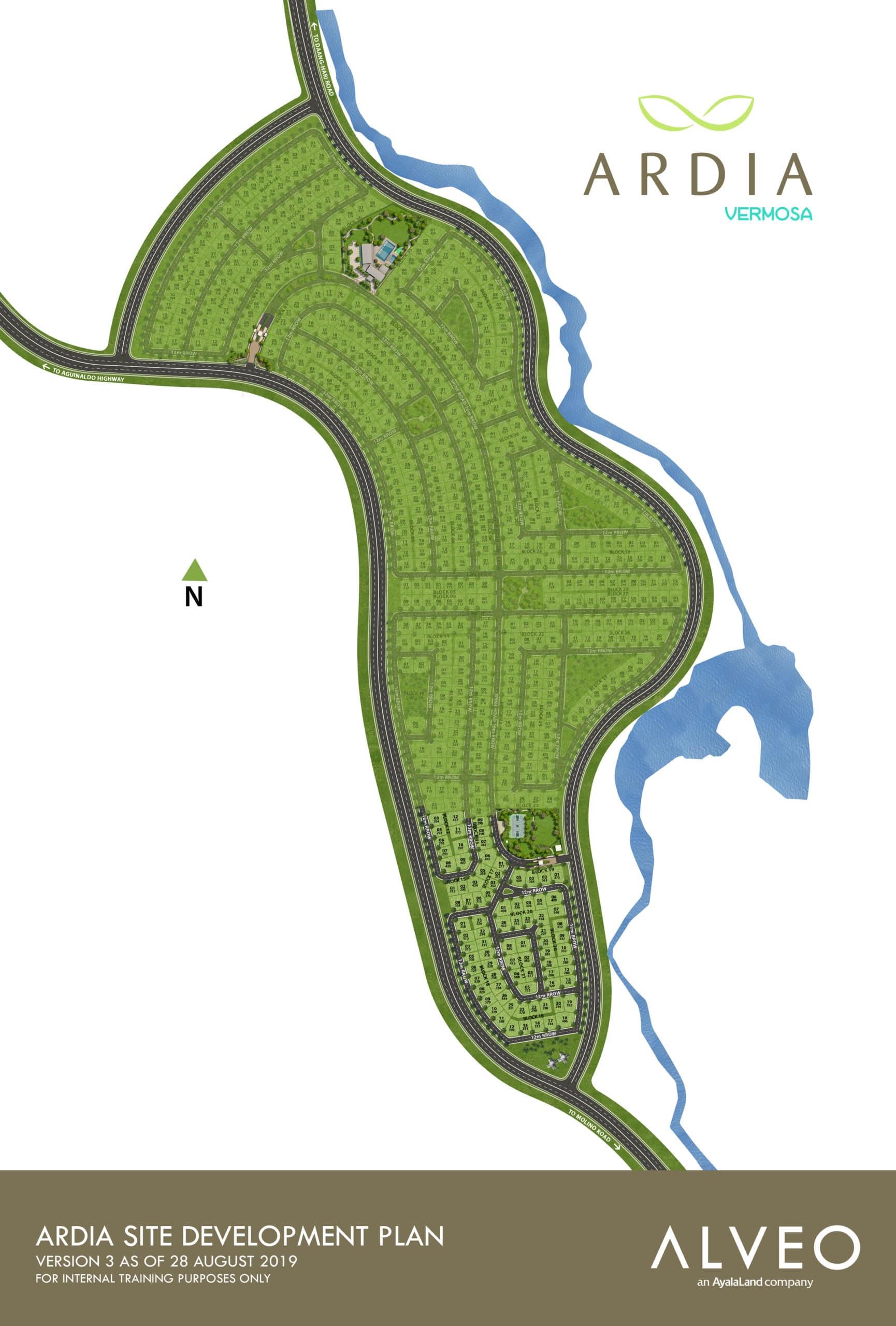 Ardia Site Development Plan
