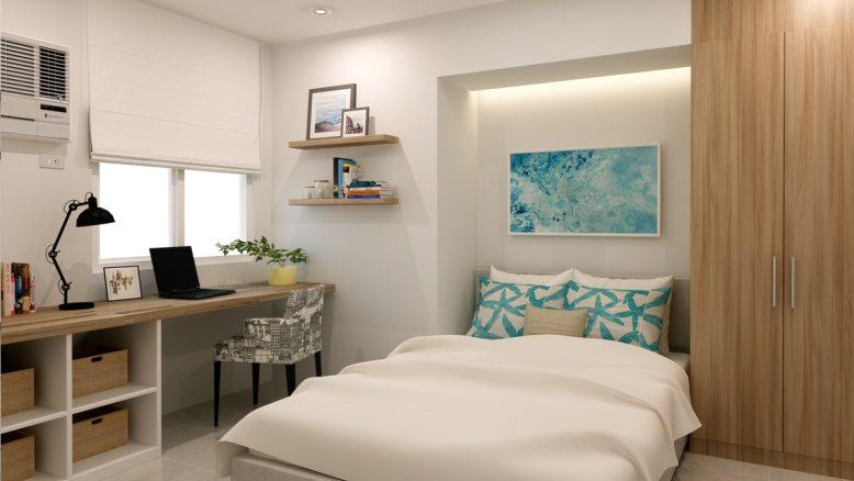 Avida Towers Sola 1BR Bedroom