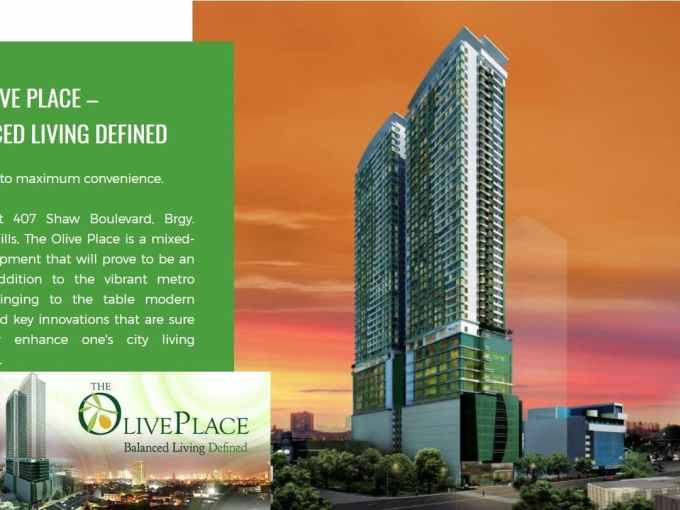 The Olive Place Banner Image