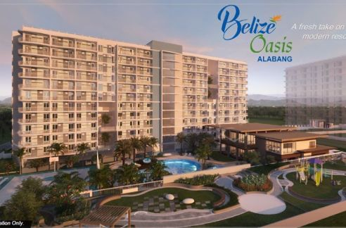 Belize Oasis Alabang Featured Image