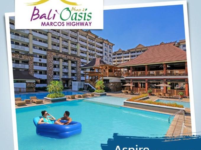 Bali Oasis Amenities