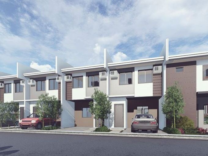 Amaia Series Nuvali Townhouses for sale