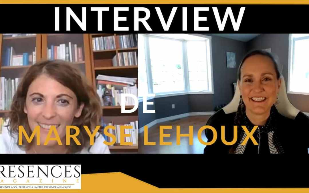 Interview de Maryse Lehoux – Diva Yoga