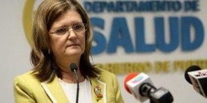 Ana Ríus, secretaria de Salud. (Foto/Suministrada)