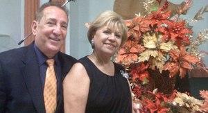 Pastores, Carlos y Vidalina Echeverria. (Foto/Suministrada)