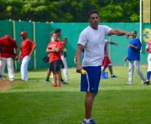 Igor González, expelotero de Grandes Ligas. (Foto/Suministrada)